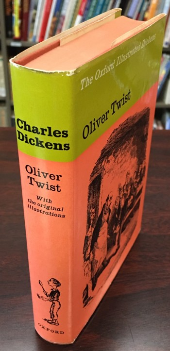 Image for Oliver Twist (The Oxford Illustrated Dickens)