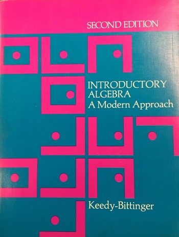 Image for Introductory Algebra: A Modern Approach - 2nd Edition