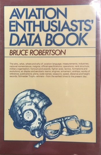 Image for Aviation Enthusiasts Data Book