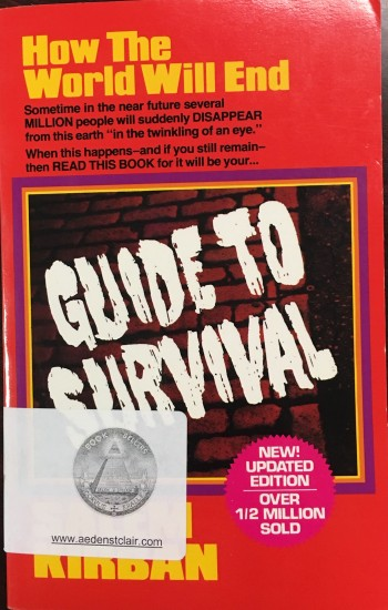 Image for Guide to Survival - Updated Edition