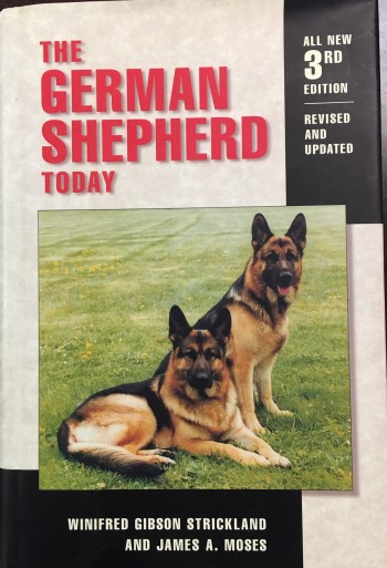 Image for The German Shepherd Today - 3rd Edition, Revised and Updated