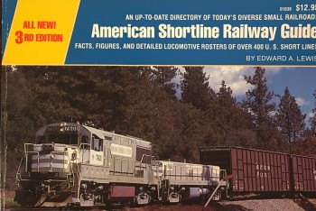 Image for American Shortline Railway Guide