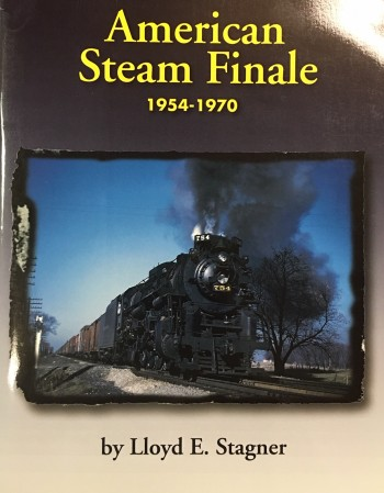 Image for American Steam Finale, 1954-1970
