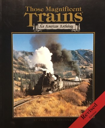Image for Those Magnificent Trains: An American Anthology