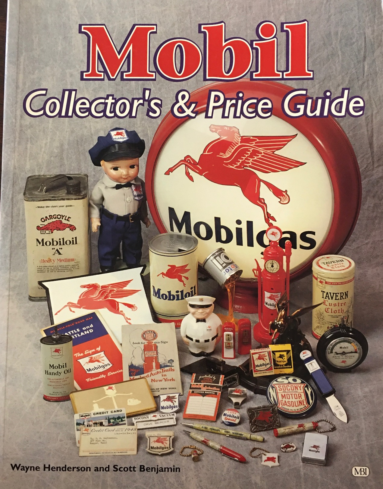 Image for Mobil Collector's & Price Guide