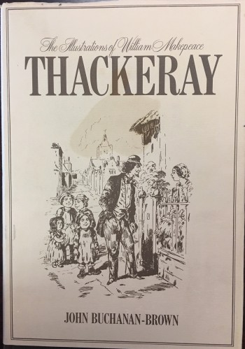 Image for The Illustrations of William Makepeace Thackeray