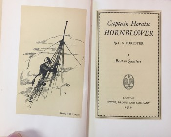 Image for Captain Horatio Hornblower - 3 Volume Set (Beat to Quarters / Ship of the Line / Flying Colors)