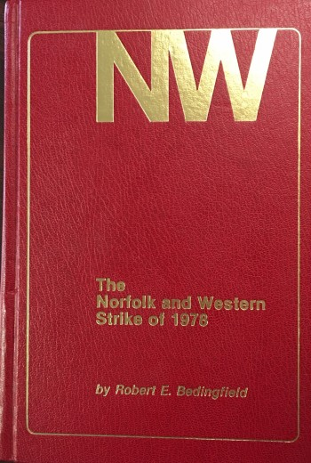 Image for The Norfolk and Western Strike of 1978