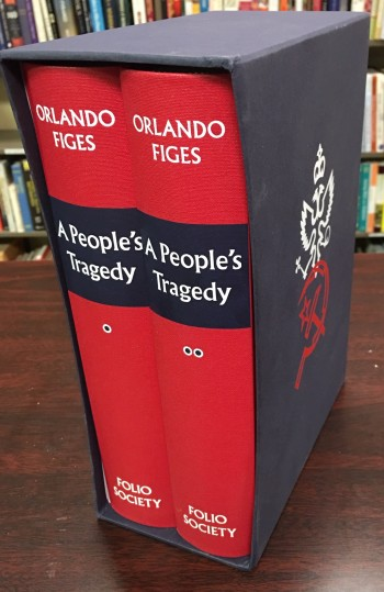 Image for A People's Tragedy: The Russian Revolution 1891-1924 (Two Volume Boxed Set)