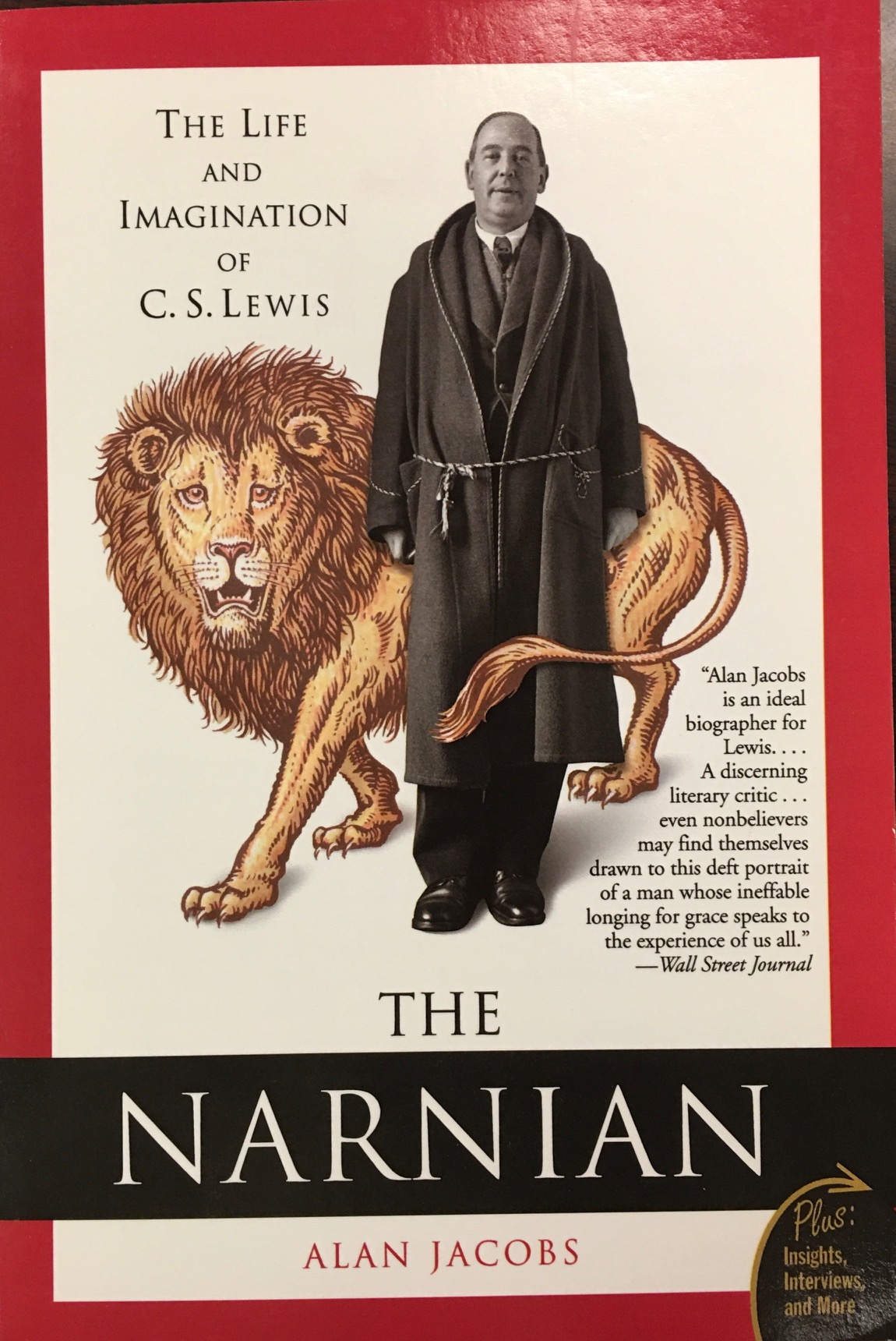 Image for The Narnian: The Life and Imagination of C. S. Lewis