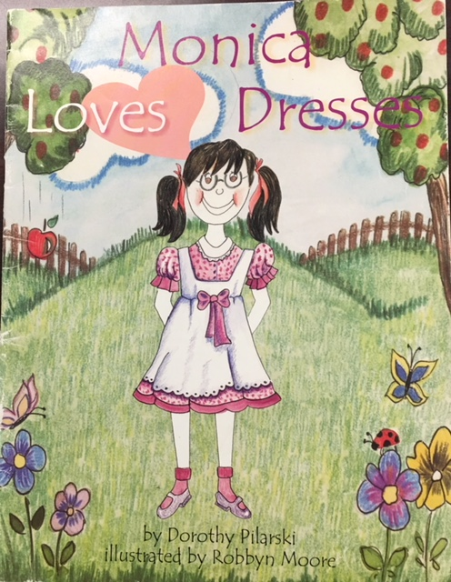 Image for I Love You More Than Pizza Pie/Monica Loves Dresses