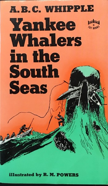 Image for Yankee Whalers in the South Seas