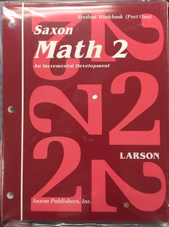 Image for Math 2: Home Study Kit (Math 2 Home Study Teacher's Manual / Math 2 Student Workbooks-Fact Cards / Math 2 Meeting Book)