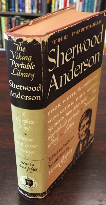 Image for The Portable Sherwood Anderson