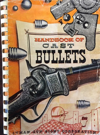 Image for Handbook of Cast Bullets