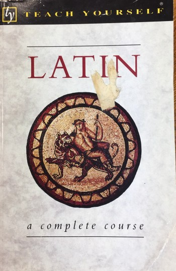 Image for Latin (Teach Yourself)