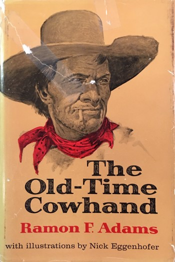 Image for The Old-Time Cowhand