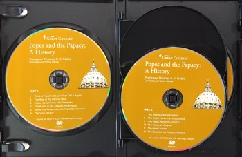 Image for Popes and the Papacy: A History (Great Courses The Teaching Company)