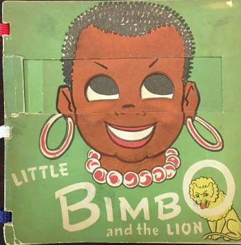 Image for Little Bimbo and the Lion