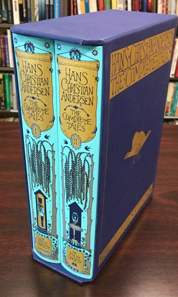 Image for The Complete Tales of Hans Christian Andersen - 2 Volume Set
