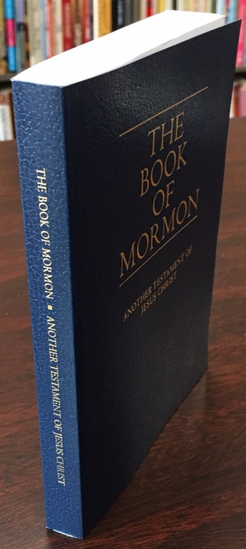 Image for The Book of Mormon: Another Testament of Jesus Christ (Official Edition)
