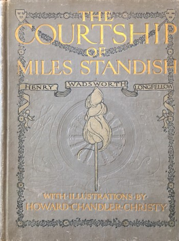 Image for The Courtship of Miles Standish