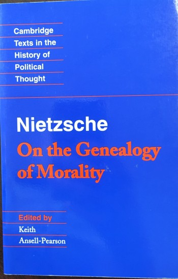 Image for Nietzsche: On the Genealogy of Morality (Cambridge Texts in the History of Political Thought)