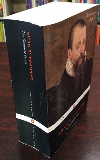 Image for Michel de Montaigne - The Complete Essays (Penguin Classics)