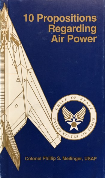 Image for 10 Propositions Regarding Air Power