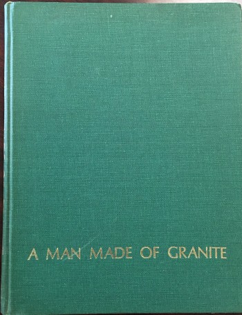Image for A Man Made of Granite