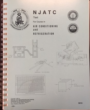 Image for NJATC Text for Course in Air Conditioning and Refrigeration (NJATC - S015)