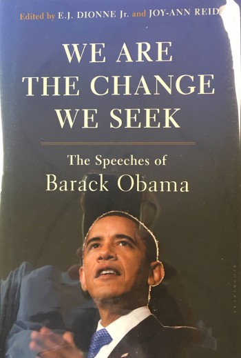 Image for We Are the Change We Seek: The Speeches of Barack Obama