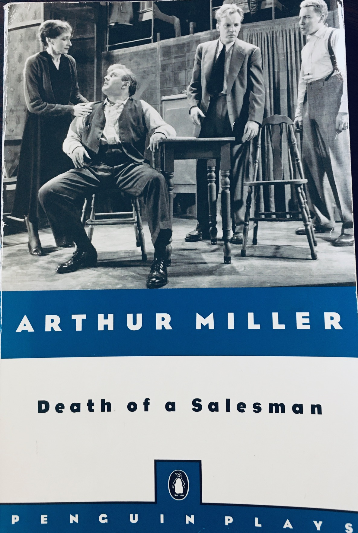 Image for Death of a Salesman (Penguin Plays) by Miller, Arthur (1976) Paperback
