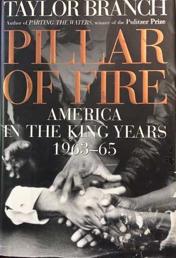 Image for Pillar of Fire: America in the King Years 1963-65