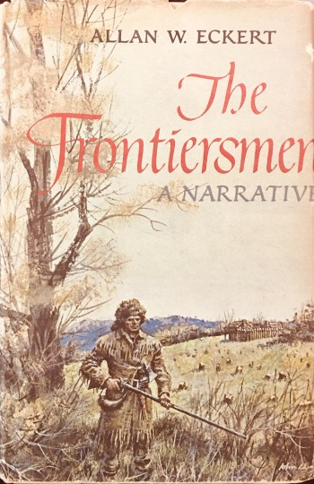 Image for The Frontiersmen
