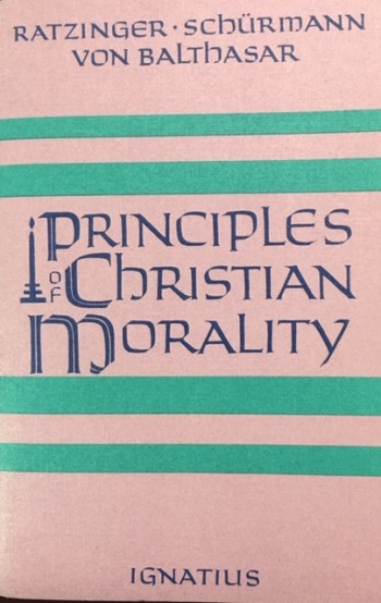 Image for Principles of Christian Morality
