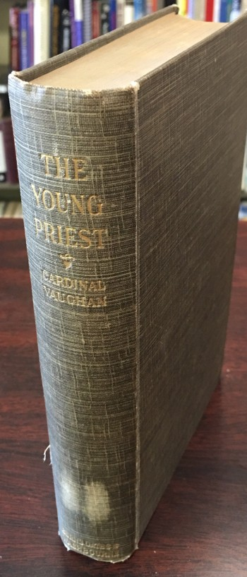 Image for The Young Priest: Conferences on the Apostolic Life
