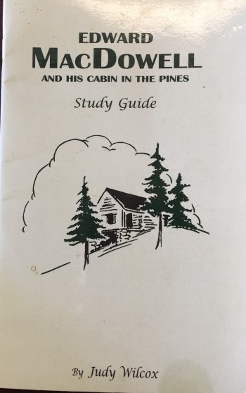 Image for Edward MacDowell and His Cabin in the Pines - Study Guide