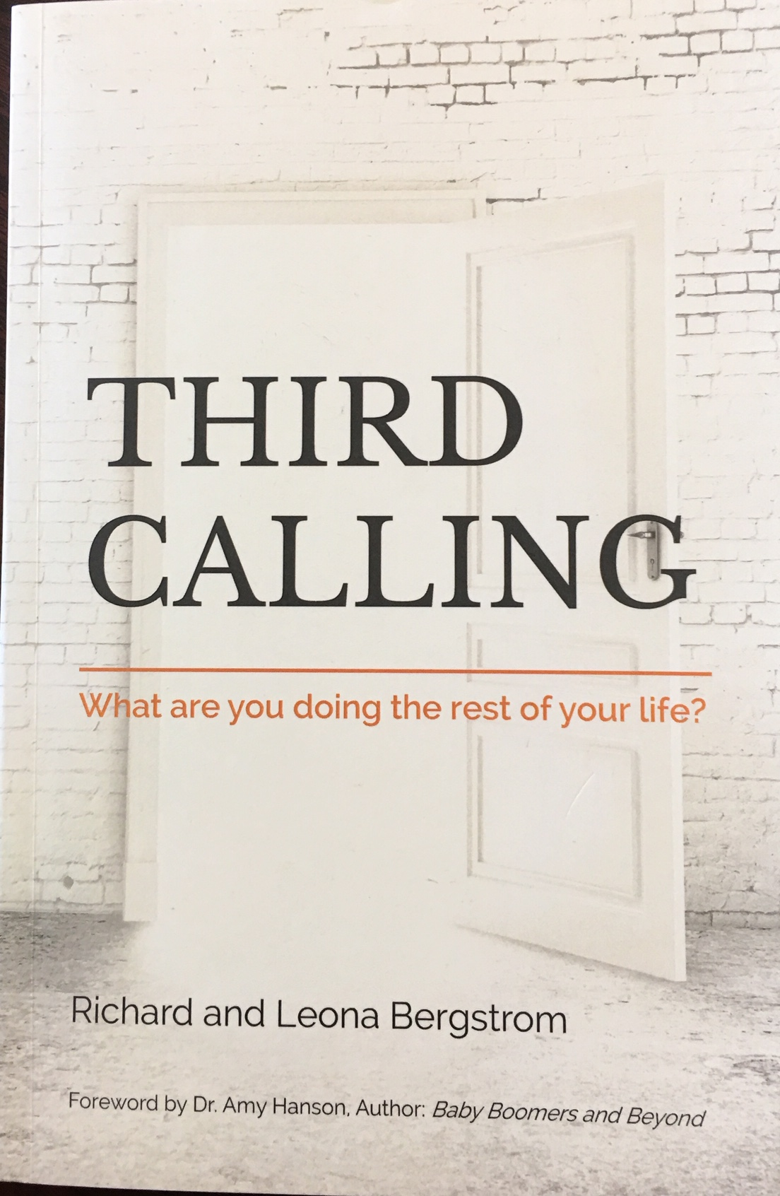 Image for Third Calling: What are you doing the rest of your life?