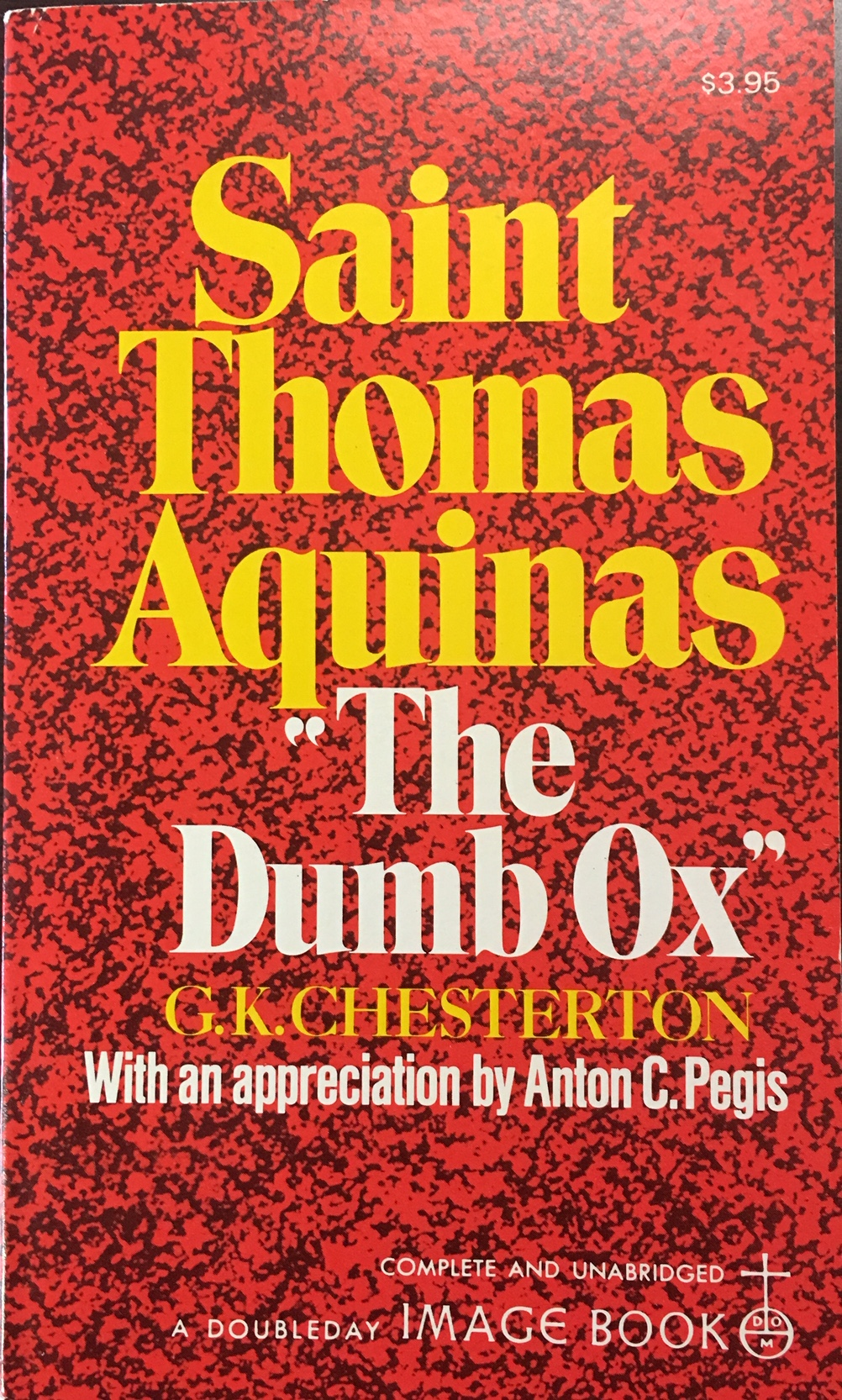 Image for Saint Thomas Aquinas (The Dumb Ox)