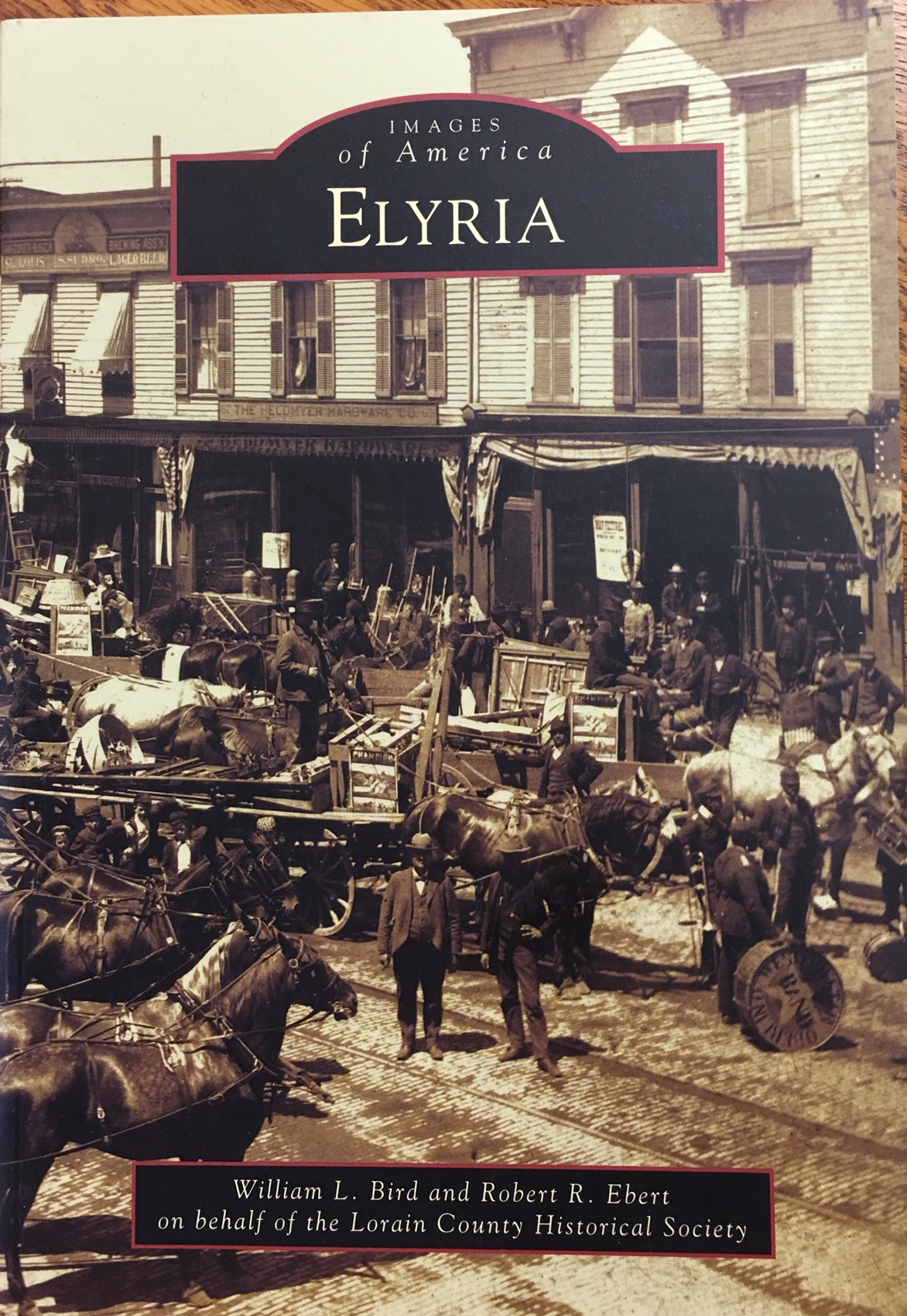 Image for Elyria (Images of America)