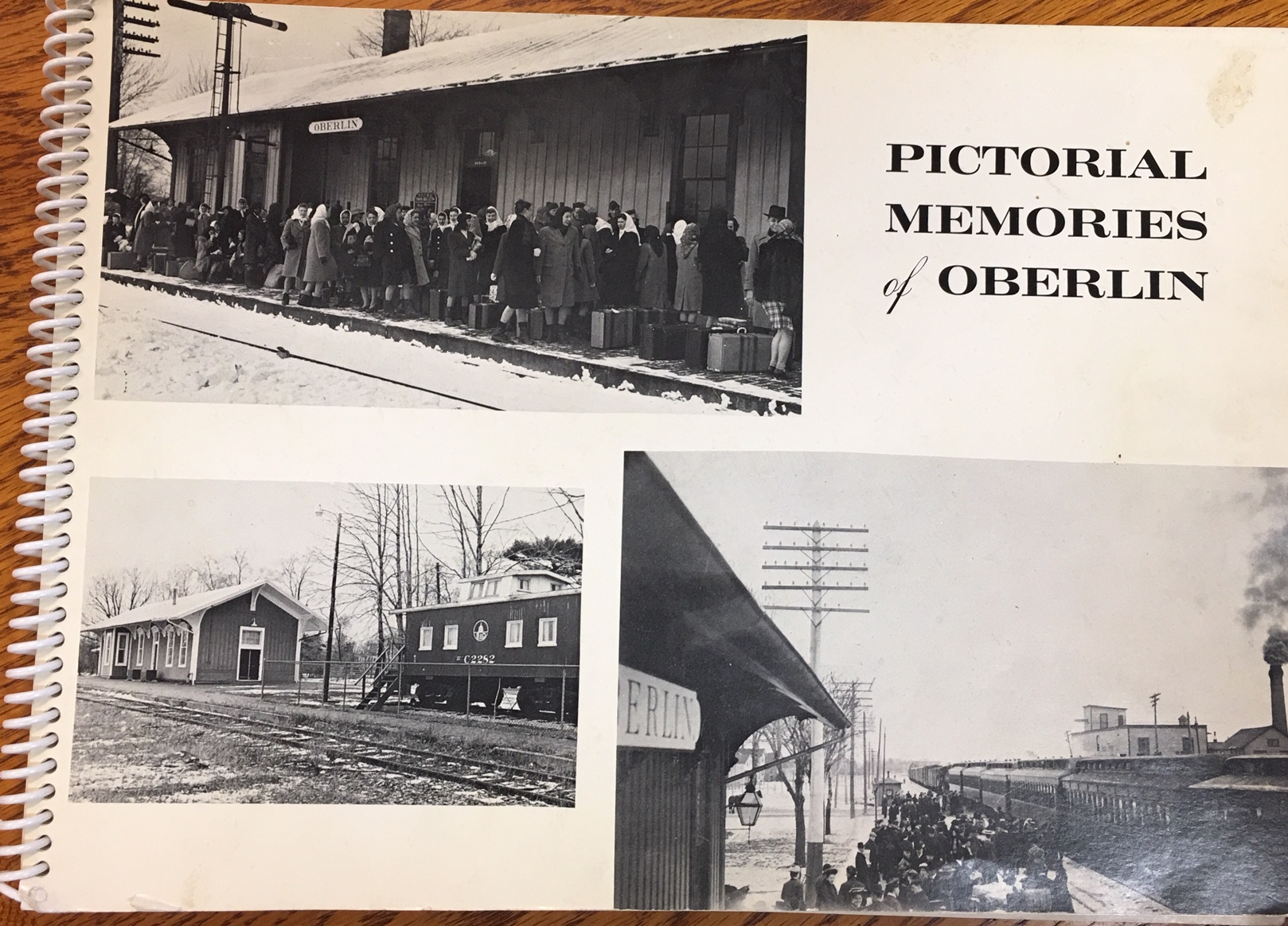 Image for Pictorial Memories of Oberlin - 2nd Edition