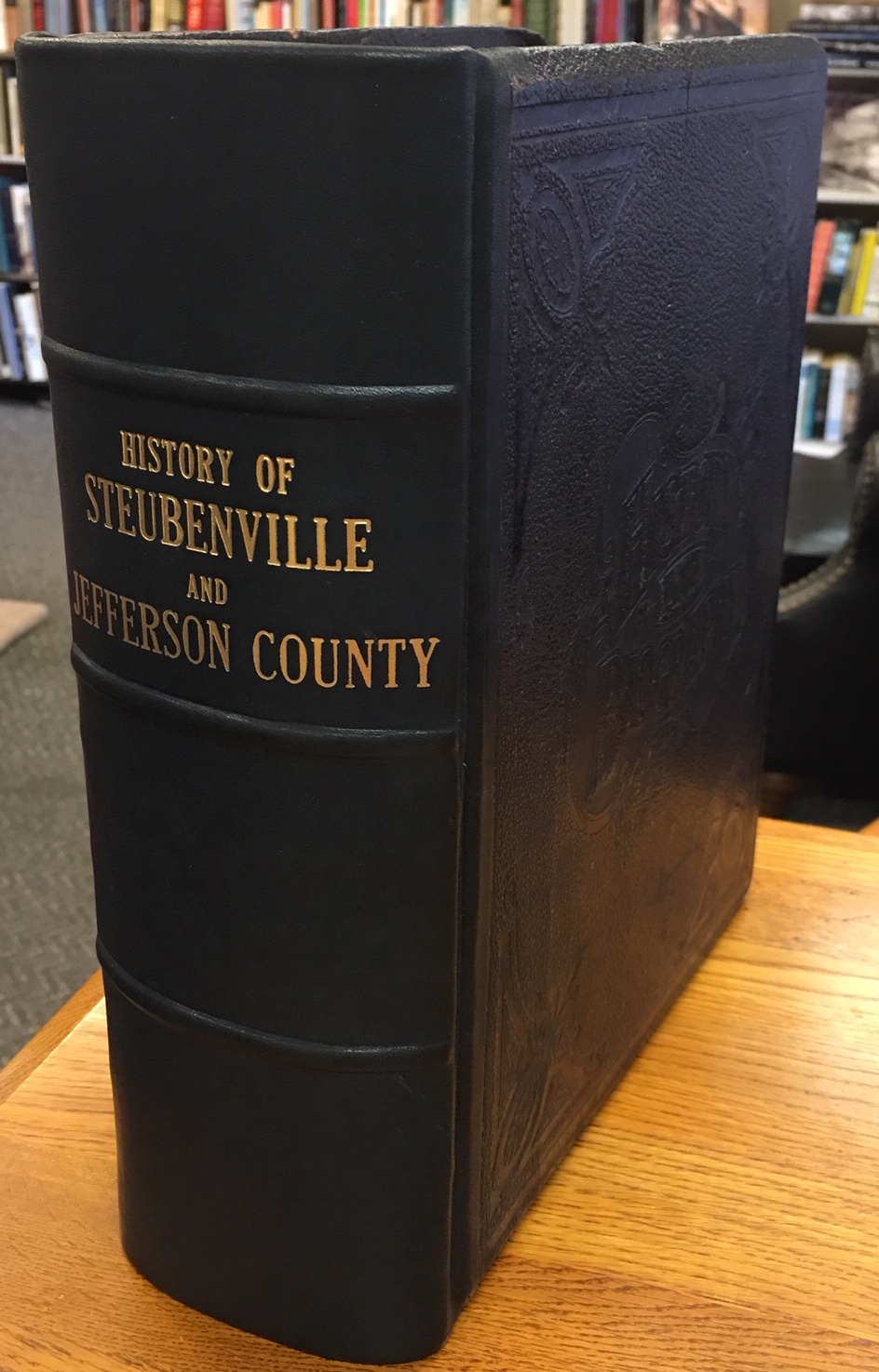 Image for 20th Century History of Steubenville and Jefferson County, Ohio and Representative Citizens