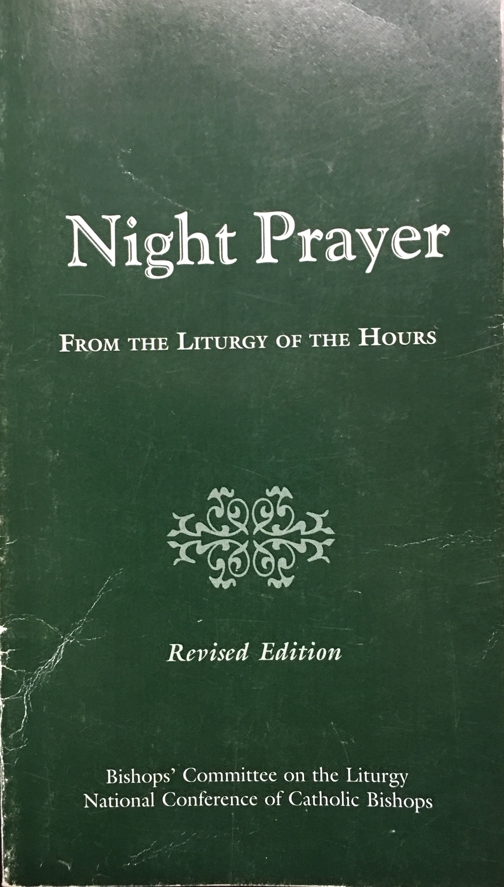 Image for Night Prayer - From the Liturgy of the Hours (Revised Edition)