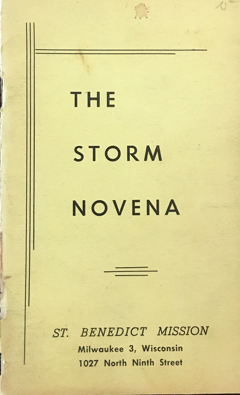 Image for The Storm Novena