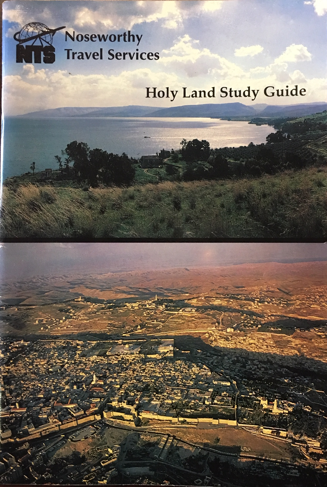 Image for Holy Land Study Guide: An Introduction to the Land of the Bible