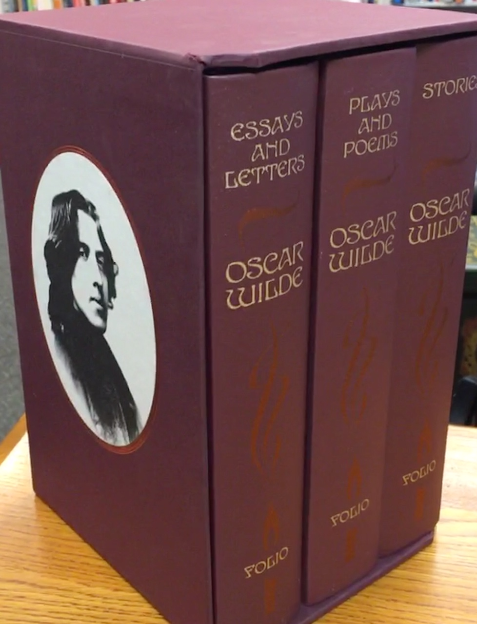 Image for Oscar Wilde: Plays and Poems / Essays and Letters / Stories (3 Volume Set)