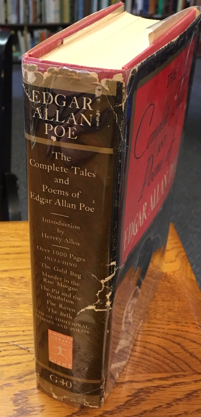Image for The Complete Tales and Poems of Edgar Allan Poe (Modern Library Giant - G40)