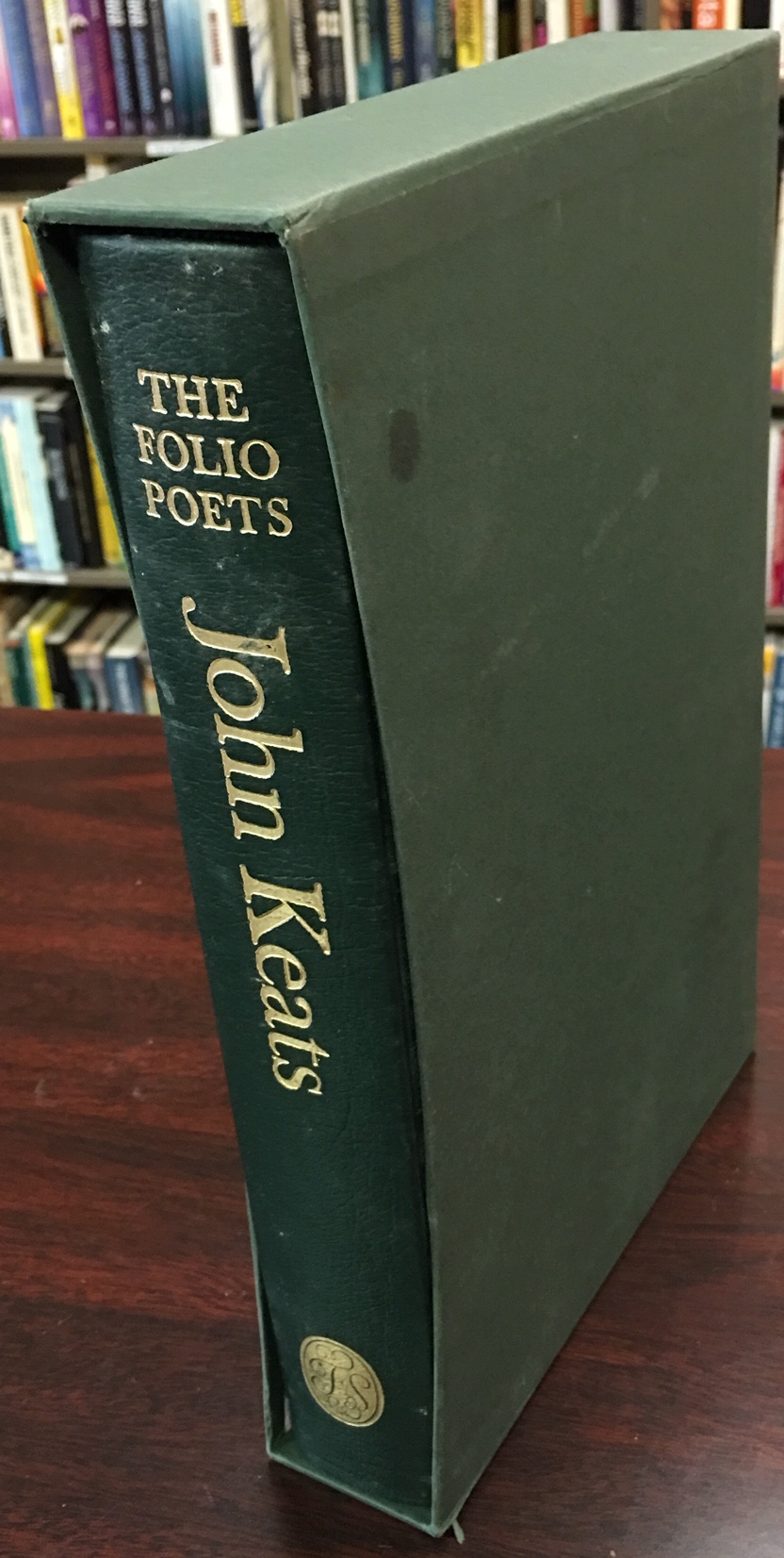 Image for John Keats: The Complete Poems (The Folio Poets)