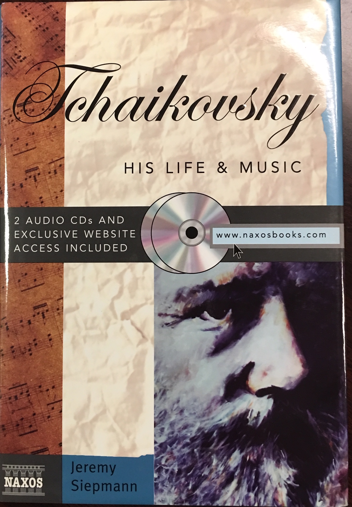 Image for Tchaikovsky: His Life & Music - with 2 CD's